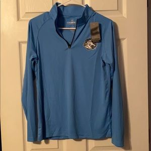 North Carolina Youth/Adult Small 1/4 Zip Pullover